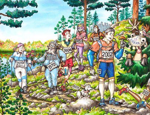 Pirkan Hölkkään ilmoittautunut yli 500 juoksijaa