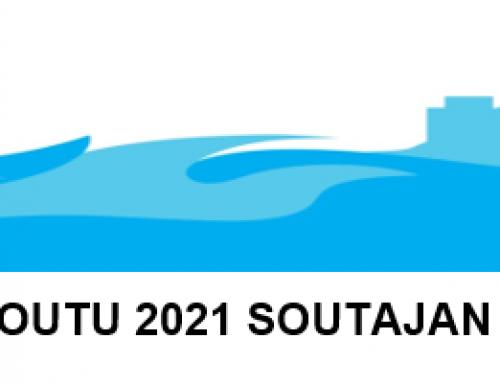 PIRKAN SOUTU 2021 SOUTAJAN MUISTILISTA
