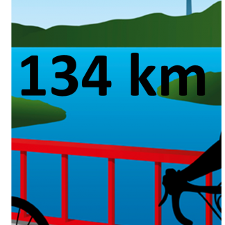 Yöpyöräily perjantaina 14.6.2019