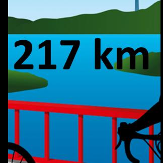 Pitkä Pirkka (217 km)